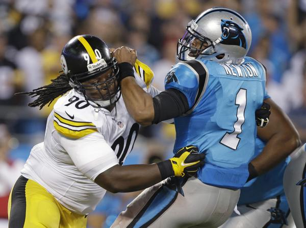 Courtesy of NBC.com: Carolina is looking to rebound from a horrible Week 3 performance.