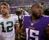 Greg Jennings Does not Miss Green Bay