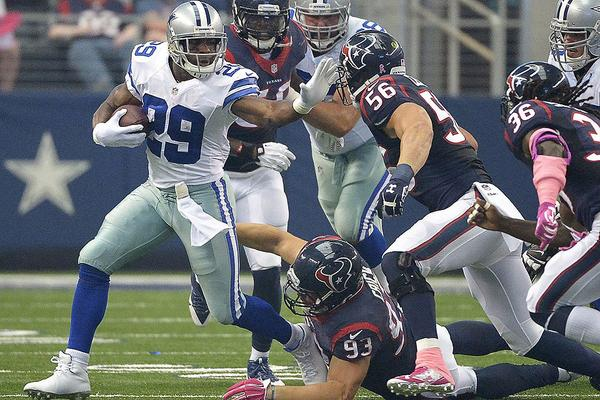 Courtesy if SI.com: DeMarco Murray, not Tony Romo, is the x-factor here.