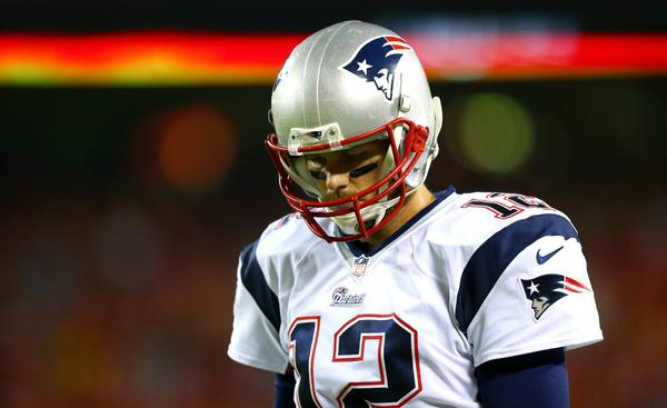 Courtesy of ESPN.com: Brady needs to look in the mirror when assessing his team's performance.