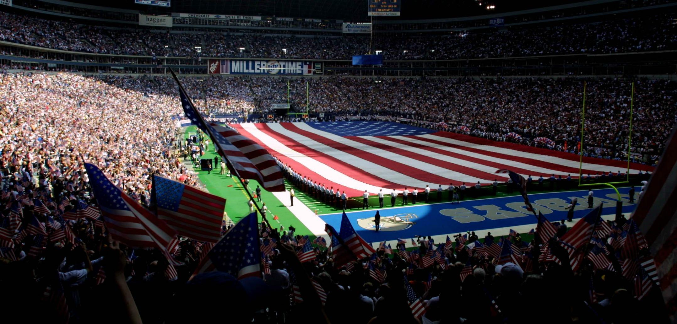 Poll: Dallas Cowboys are no Longer America's Team