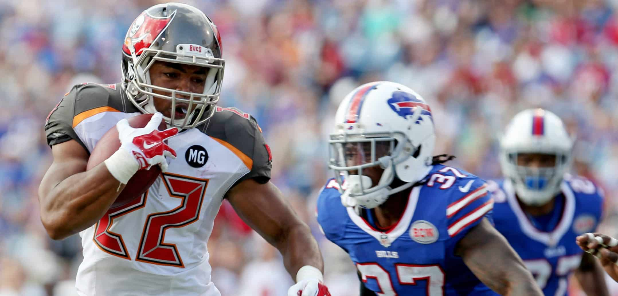 Tampa Bay Buccaneers 2016 preview, Doug Martin