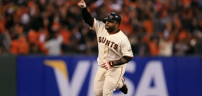 No Talks Between Giants and Pablo Sandoval Since Spring Training