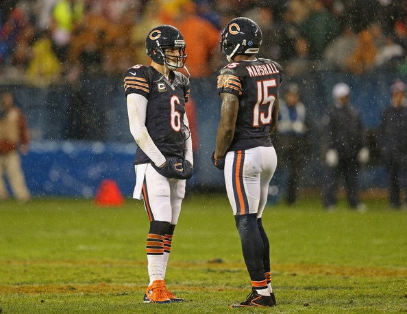 Courtesy of Zimbio.com: Bears need to get this figured out soon...like this week.