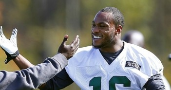 Percy Harvin not Planning on Changing
