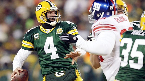Courtesy of ESPN.com: Favre might have held the TD record, but he also holds the INT record.
