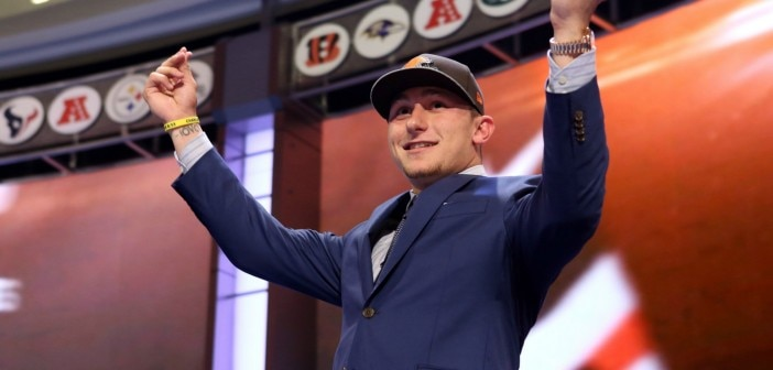 Johnny Manziel Presumably Tweets Out His Phone Number