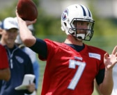 Report: Zach Mettenberger to Start Sunday for the Titans