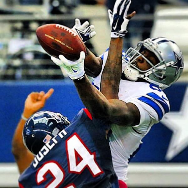 The Cowboys showed toughness in overcoming mistakes to beat Houston on Sunday.