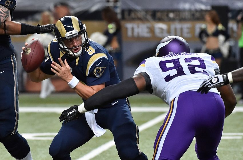 Courtesy of ESPN: Austin Davis might very well be the answer in St. Louis.