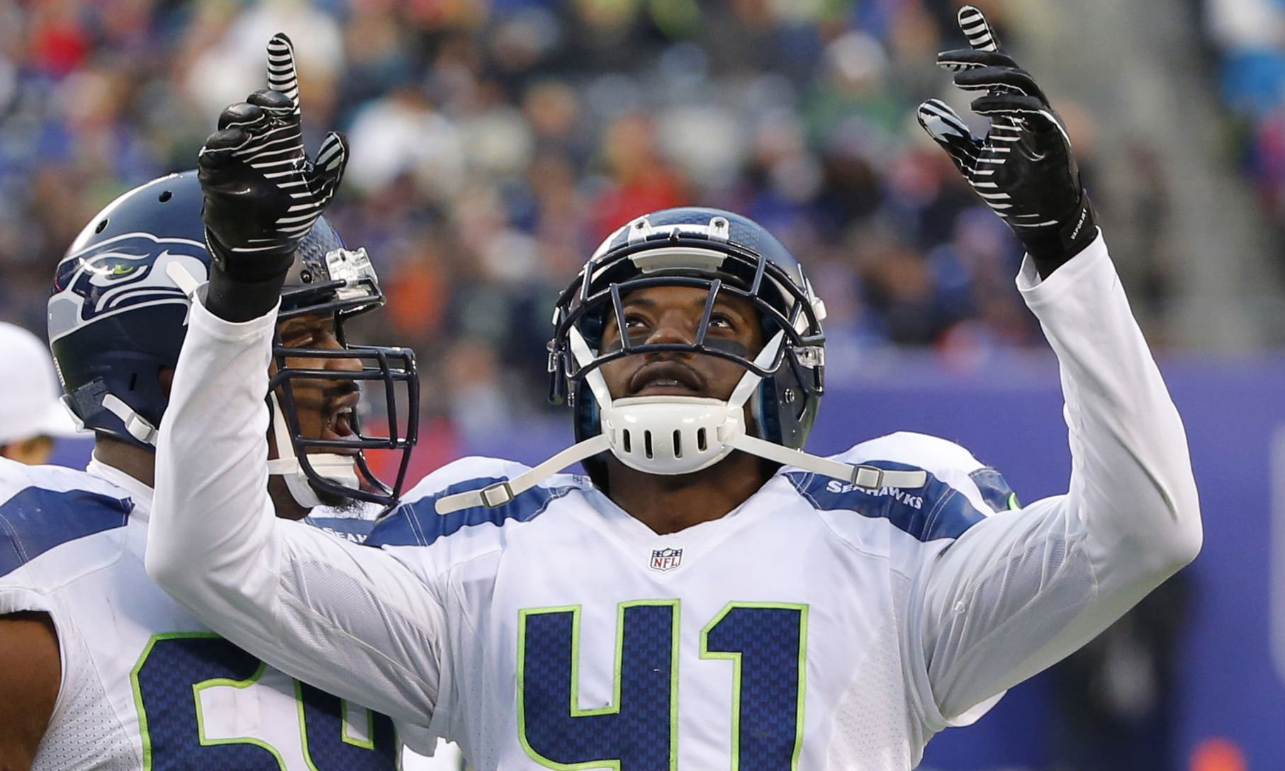 Courtesy of USA Today: Byron Maxwell has not lived up to expectations in 2014.