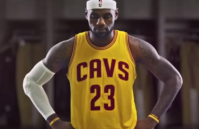 In returning to Cleveland, LeBron has even higher expectations. Courtesy elitesportsblog.com