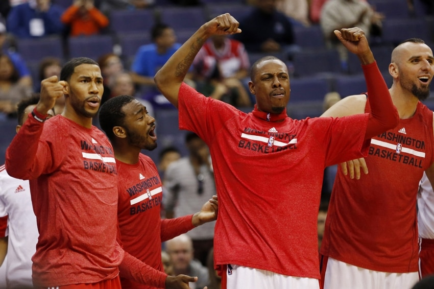 Paul Piece gives the Wizards more experience, something they need if they want to improve. (courtesy - wizofawes.com)