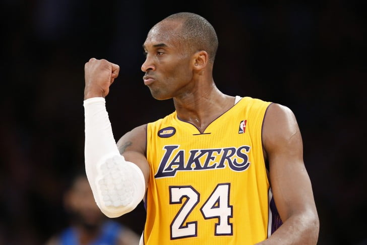 Kobe can cement his place in history with one last magical run. Courtesy lakersnation.com