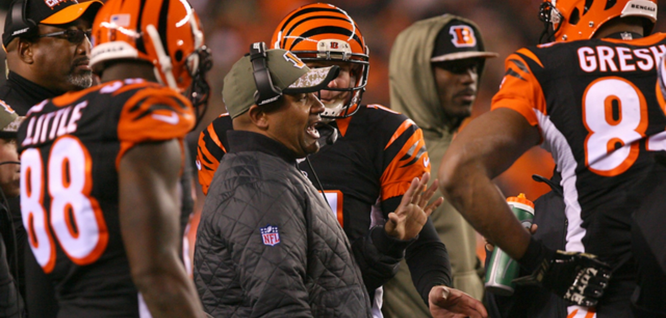 Courtesy of CBS Sports: Coming off a stinker of a game, the Bengals need a win big time.