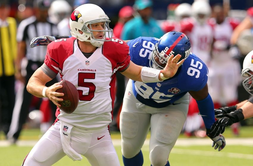 Courtesy of CBS Sports: Can Drew Stanton help the Cardinals maintain the best record in the NFC?