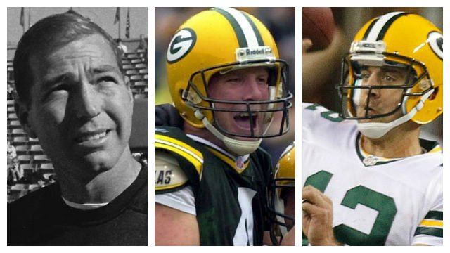 Courtesy of Packers.com: It doesn't get much better than this.