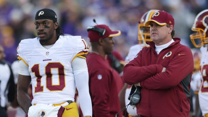 Courtesy of Yahoo Sports: Drama is alive and well in D.C.