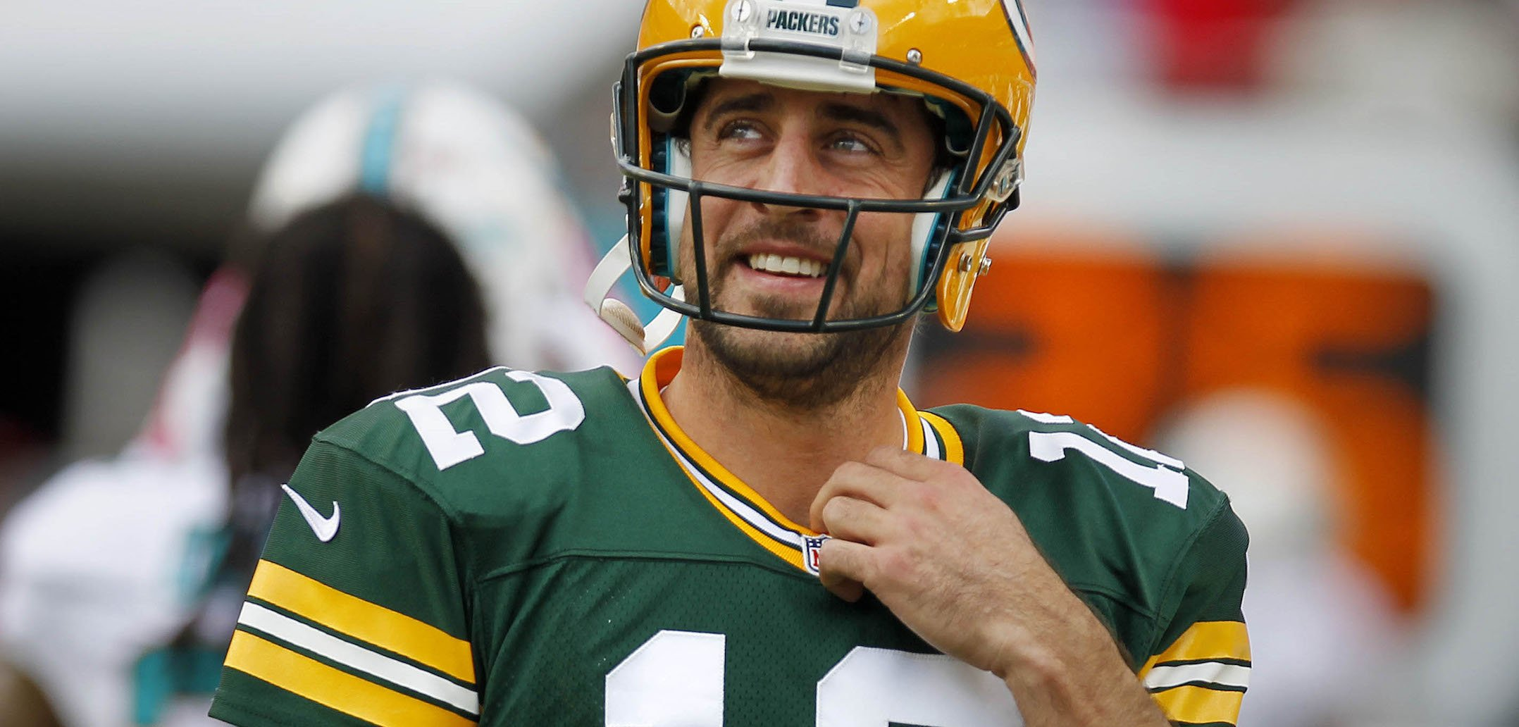 A Decade Into His NFL Career, Aaron Rodgers Still Running ...