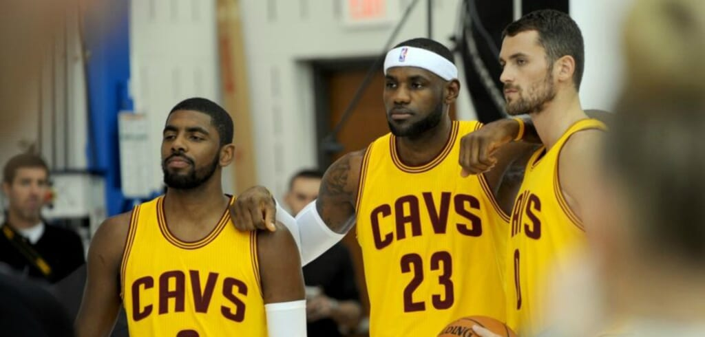 Courtesy of USA Today: The Heat lost more than a player when James returned to the Cavs.