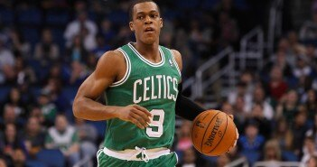Report: Celtics Trade Rajon Rondo to the Mavericks