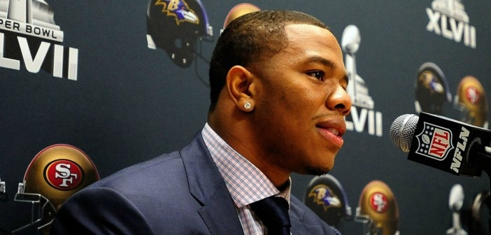 New Video of Ray Rice Incident Emerges