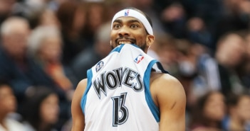 Wolves Trade Corey Brewer to the Rockets