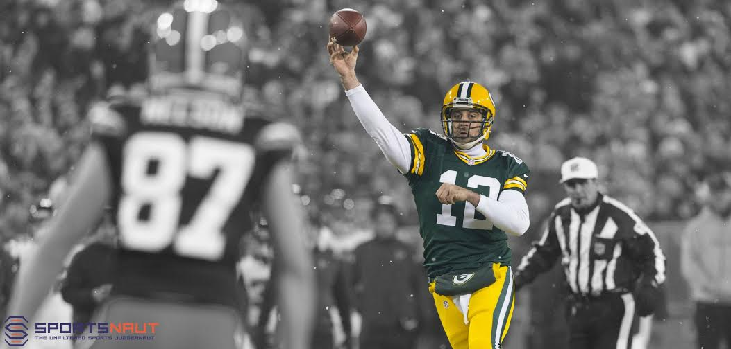 Aaron Rodgers is playing the best football of any QB in recent NFL history.