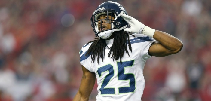 """Richard Sherman on Playing Cardinals: """"Nothing's Really Different"""""""