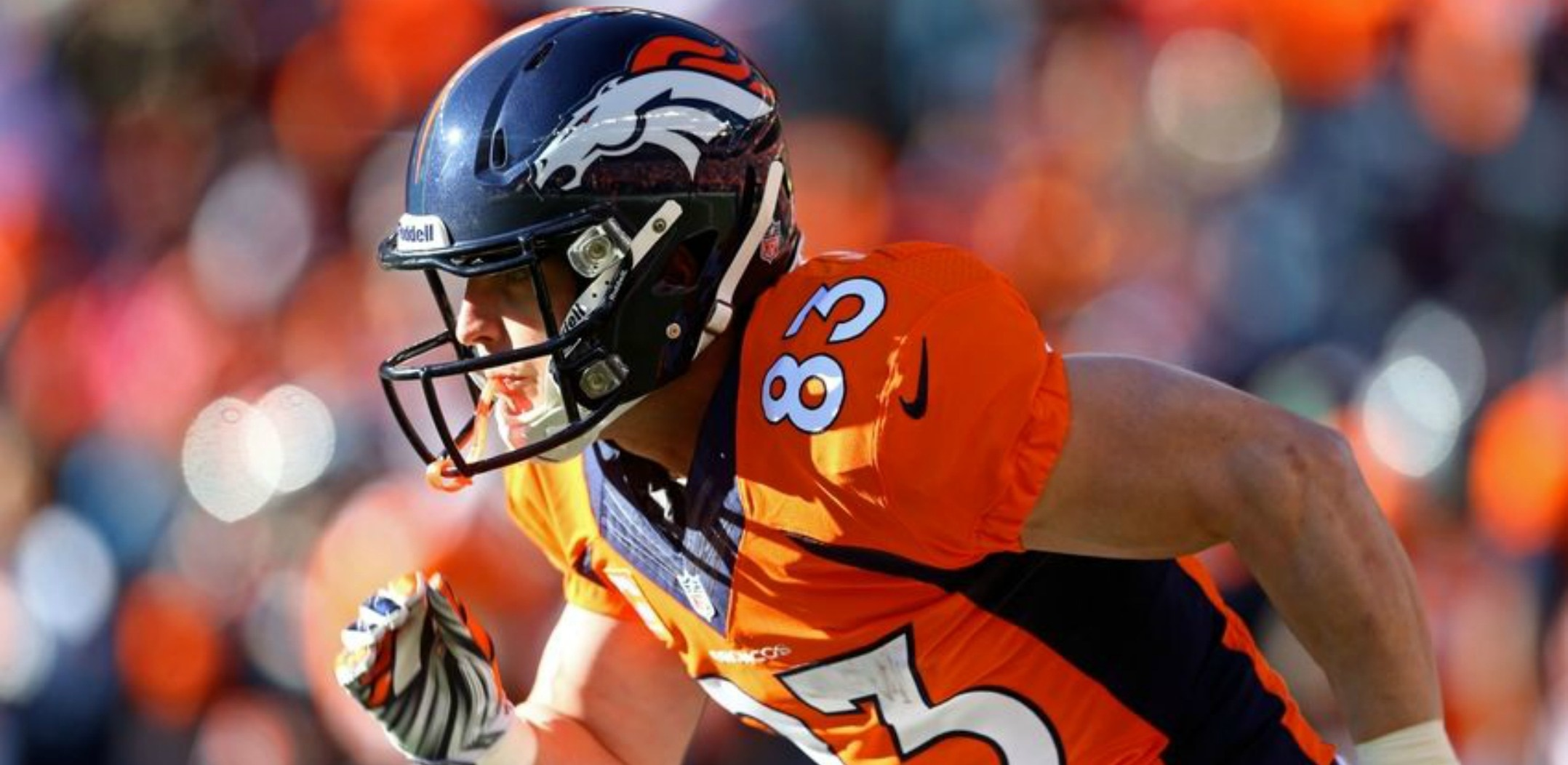 Broncos Wes Welker And His Wife Confused Over His Concussions
