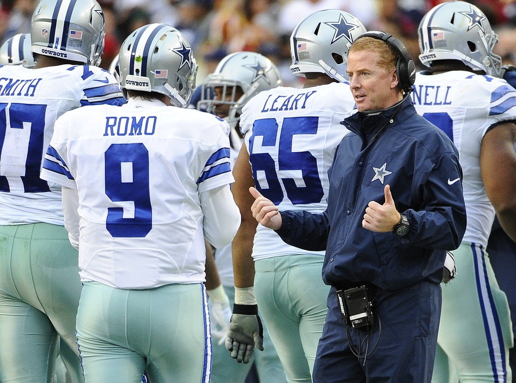 Courtesy of USA Today: It's been a while since the Cowboys have been serious Super Bowl contenders.