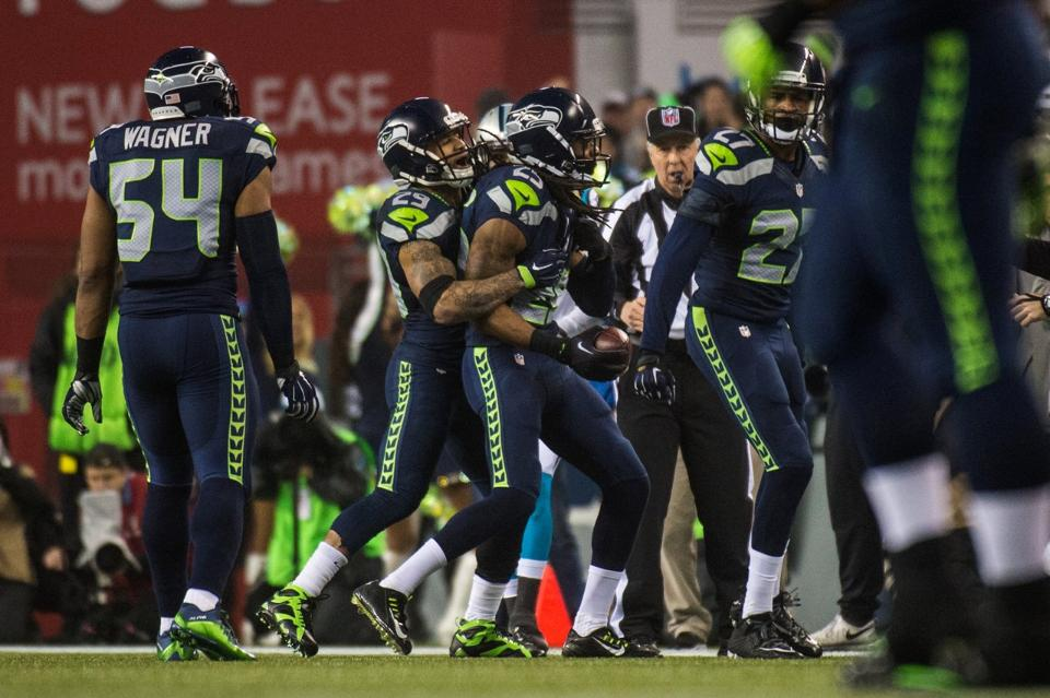 Courtesy of Seahawks.com: Seattle is the obvious choice to earn a second straight title.