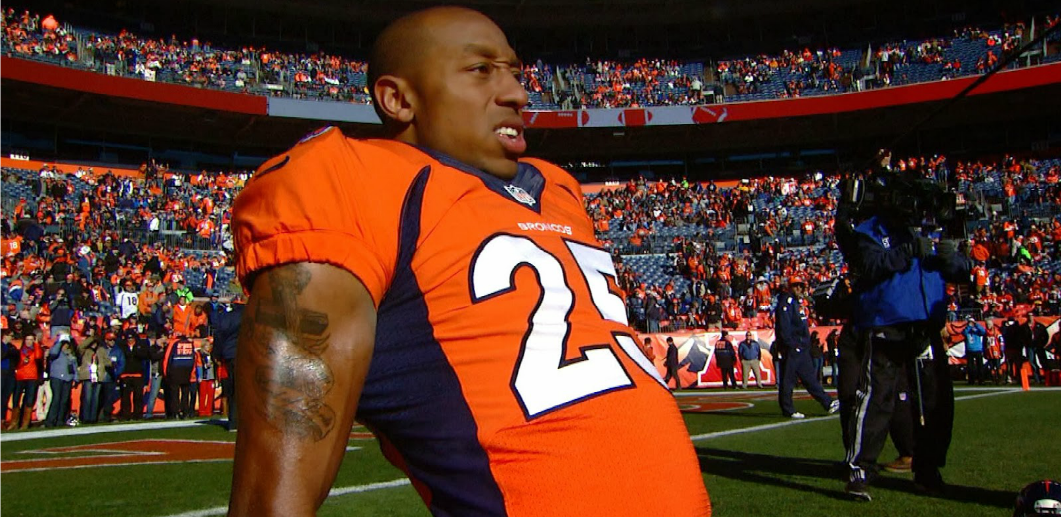 Broncos Pro Bowler Chris Harris requests trade, per report