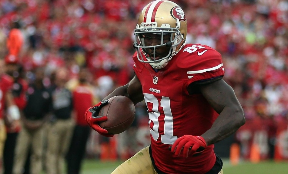 Courtesy of USA Today Sports: Anquan Boldin's consistency makes him one of the best at his position.