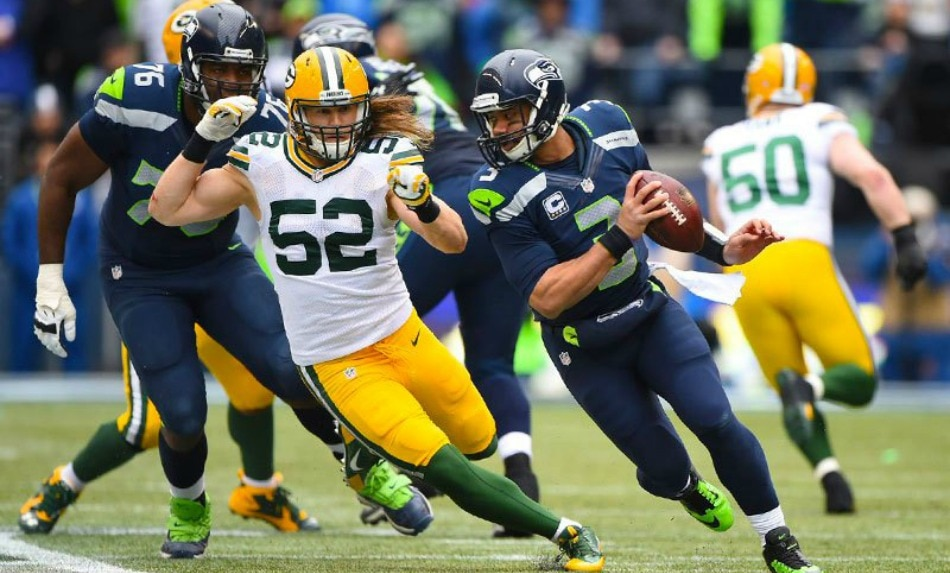 Courtesy of USA Today Sports: Who will help Clay Matthews at linebacker?