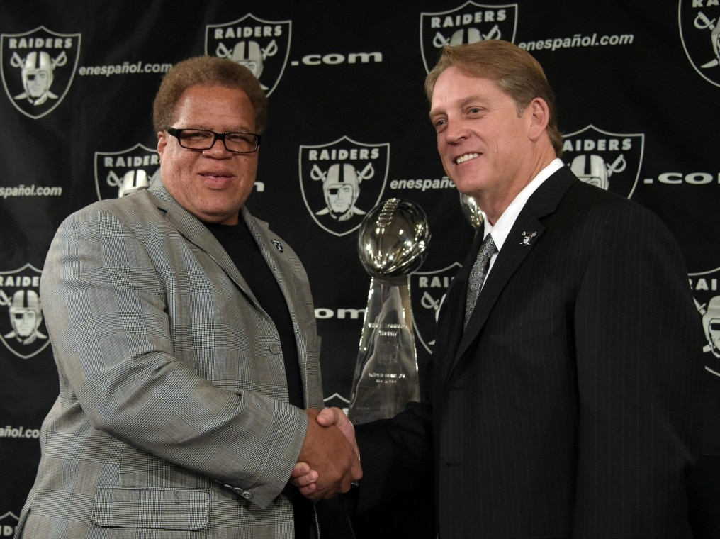 Courtesy of USA Today: It will be interesting to see what the Raiders do with their cap room