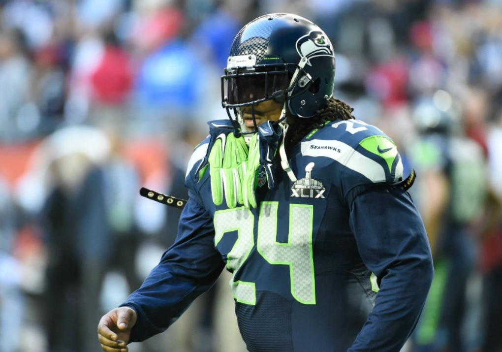 Courtesy of USA Today: As one of the most physically imposing RB's, Lynch should benefit from the new rule.