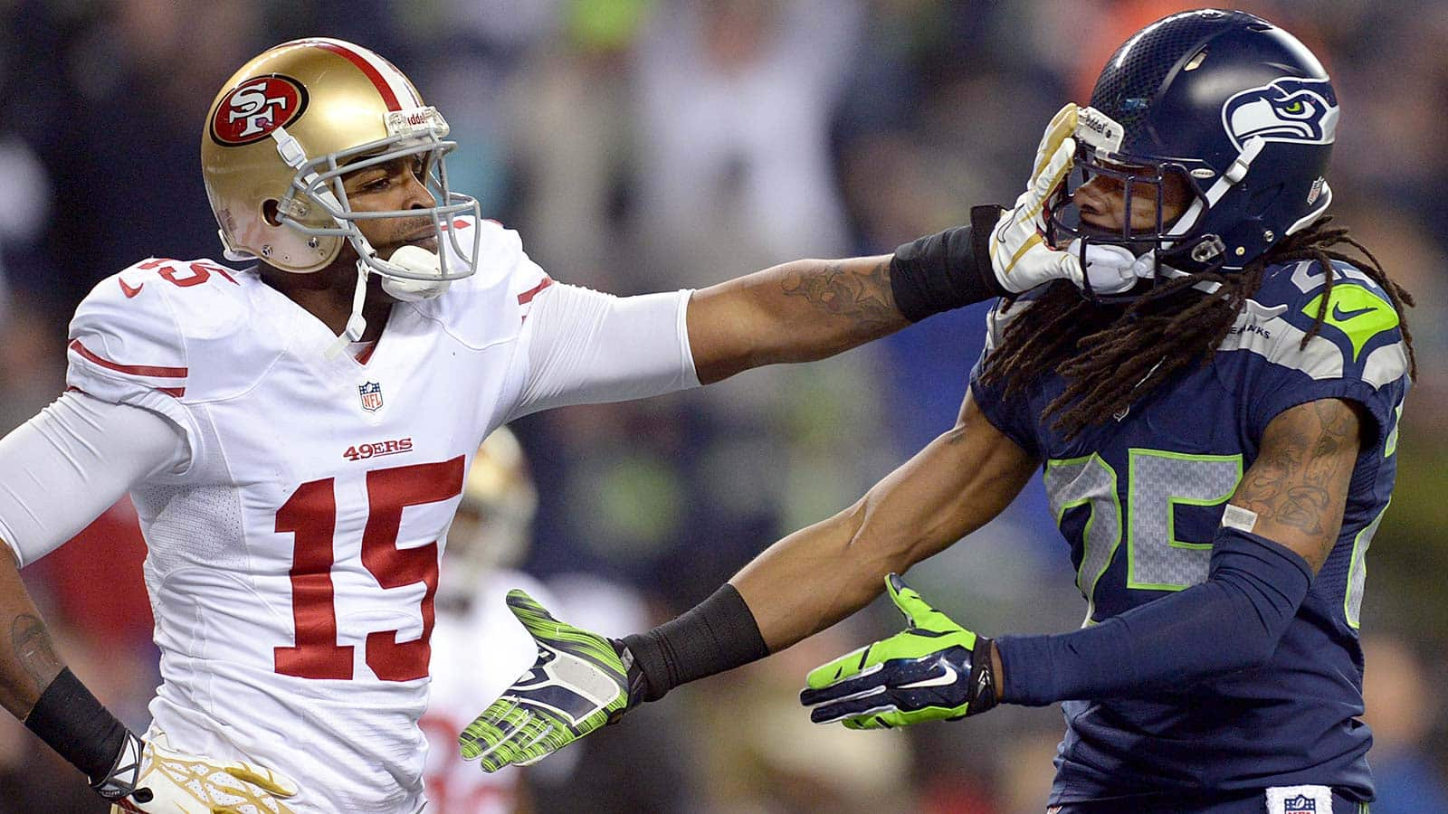 Richard Sherman meets with 49ers, signals free-agent tour has just begun