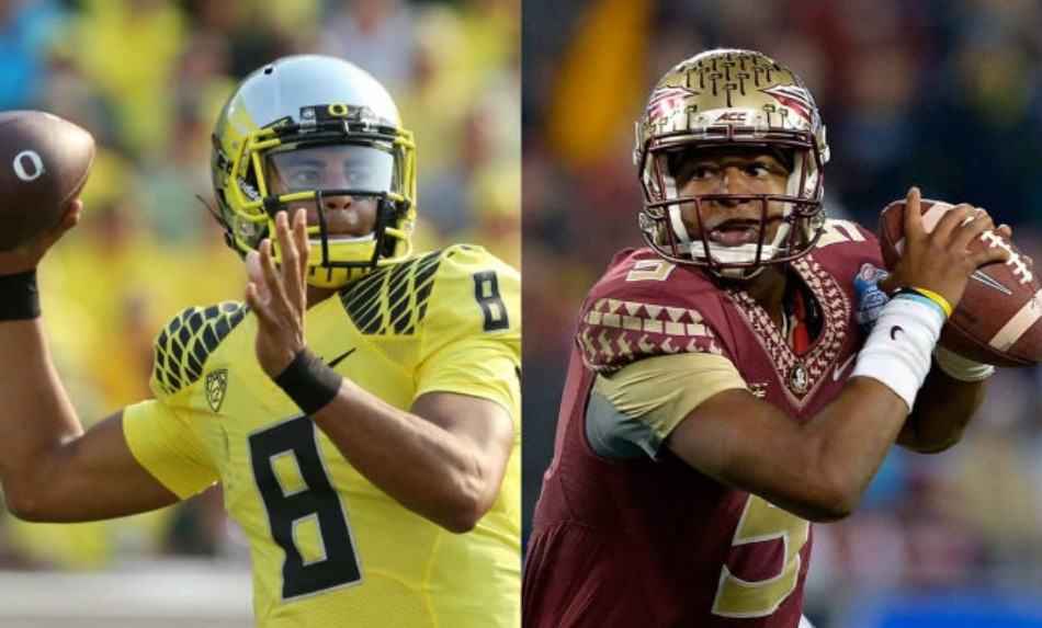 Courtesy of USA Today Images: Are the Rams really in play for one of these two QB's?