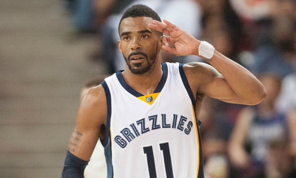 Courtesy of USA Today Images: Can the Grizzlies earn that second spot?