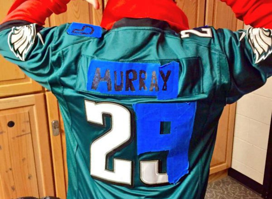 lesean mccoy eagles jersey