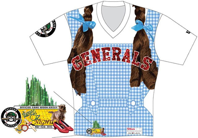 168c96d7c47 Minor League Baseball Team will be Forced to Wear