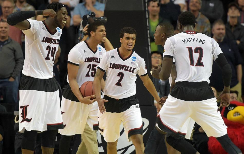 Louisville Basketball SN