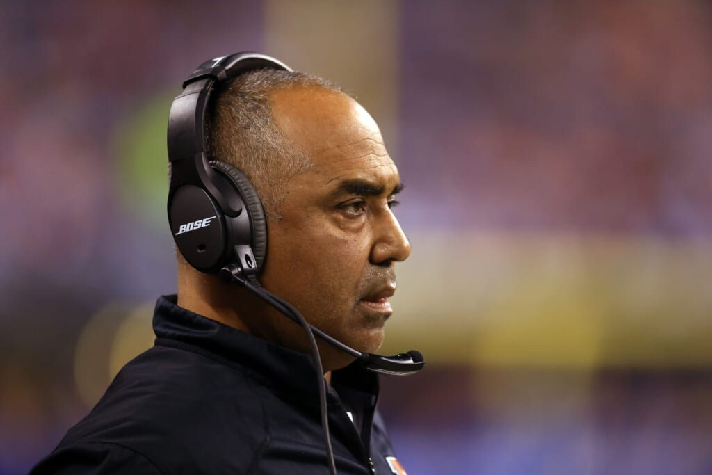 Marvin Lewis to be fired? If the Bengals don't succeed in 2017, that's a possibility.