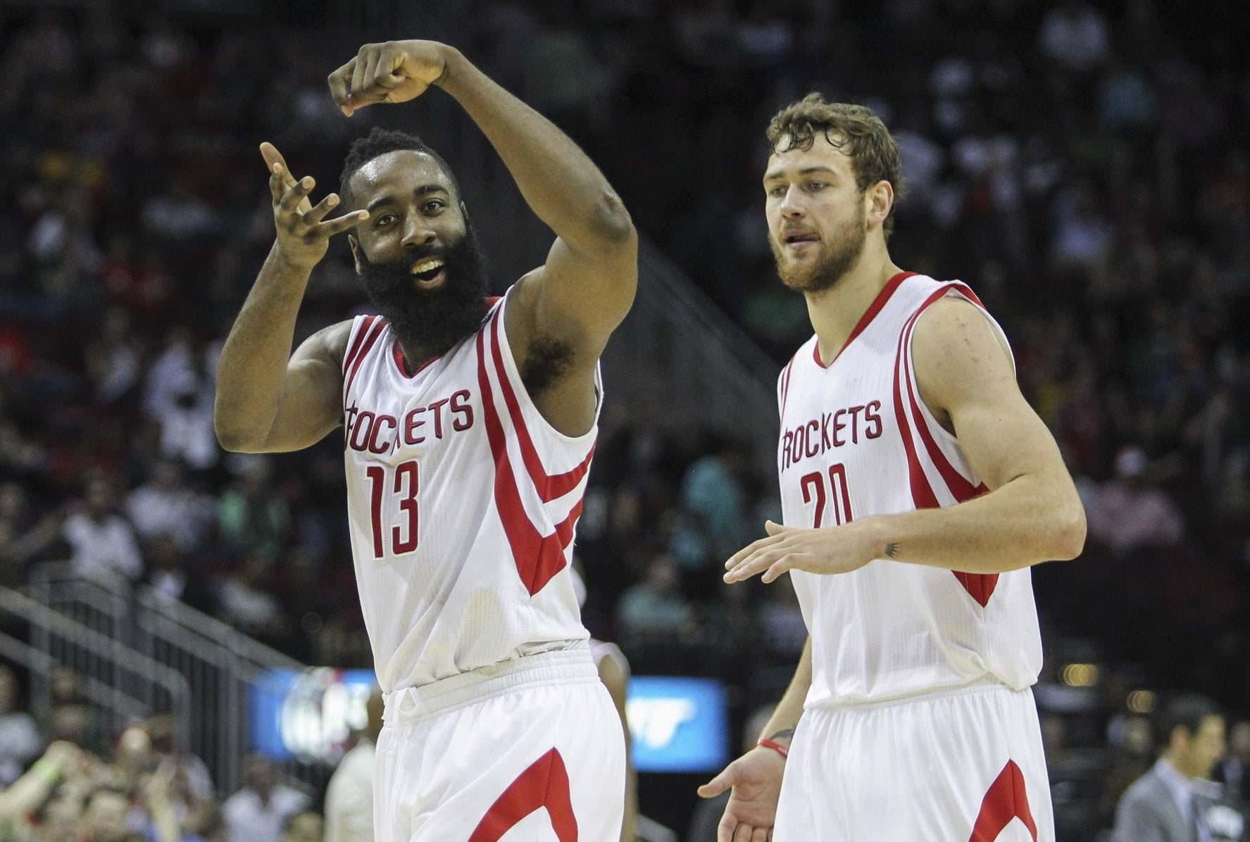 Courtesy of USA Today: Could James Harden have been an option for New Orleans?