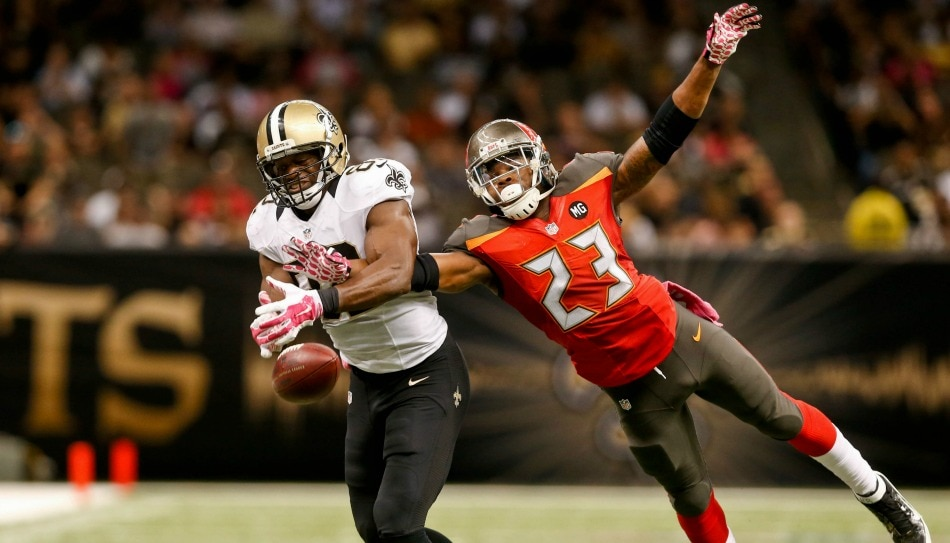 Courtesy of USA Today Sports: Mark Barron lasted less than three years in Tampa.