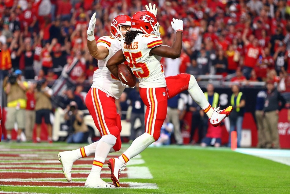 USA Today Images — Jamaal Charles (25)