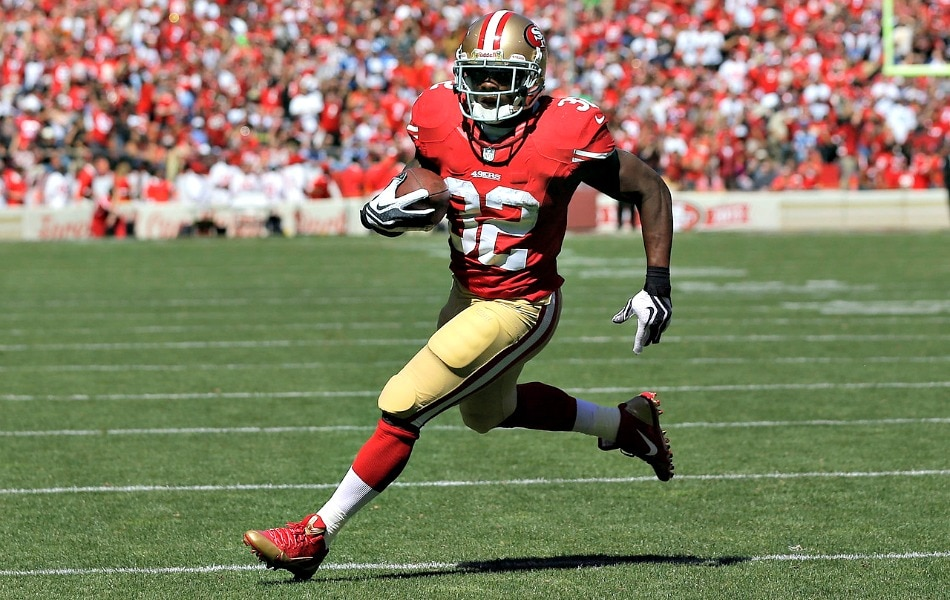 NFL.com — Running back Kendall Hunter