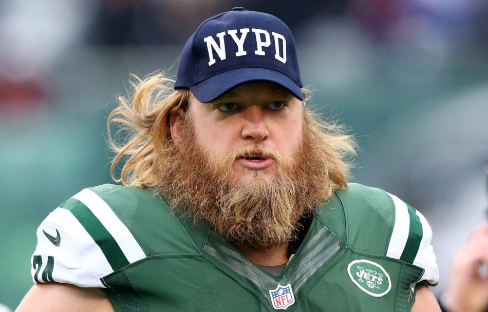 USA Today Images — Jets center Nick Mangold