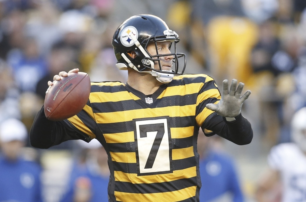 Ben Roethlisberger Steelers